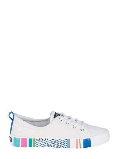 Sperry Bağcıklı Ayakkabı Beyaz